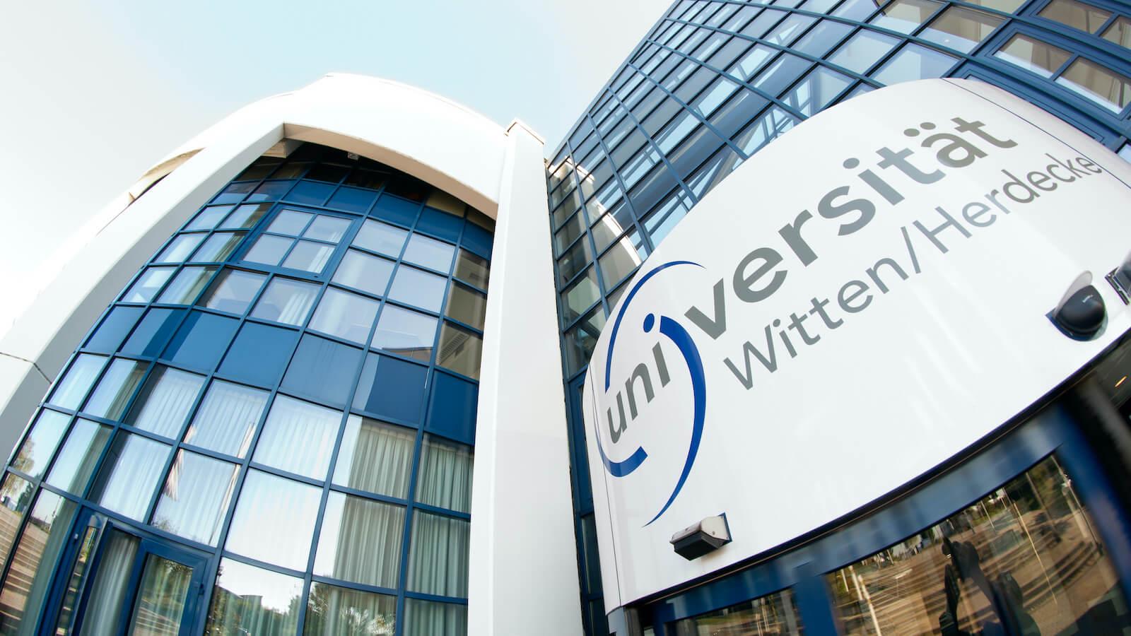 Die Universität Witten/Herdecke
